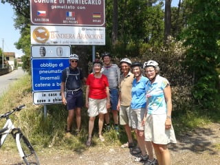 Montecatini Terme cycle day excursion