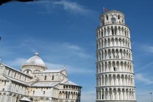 Pisa In Tuscany