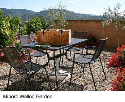 Minore Walled Garden - Casacorvo Maggiore