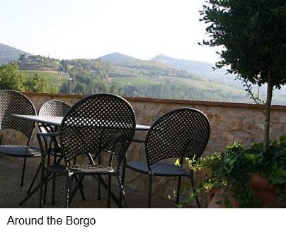 Terrace View - Casacorvo Maggiore