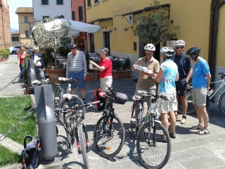 Rest Break In Montecatini Terme