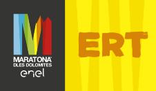 Maratona dles Dolomite Logo