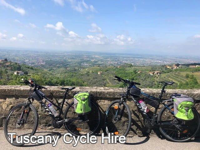 Tuscany Cycle Hire