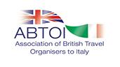 Gusto ABTOI registered logo