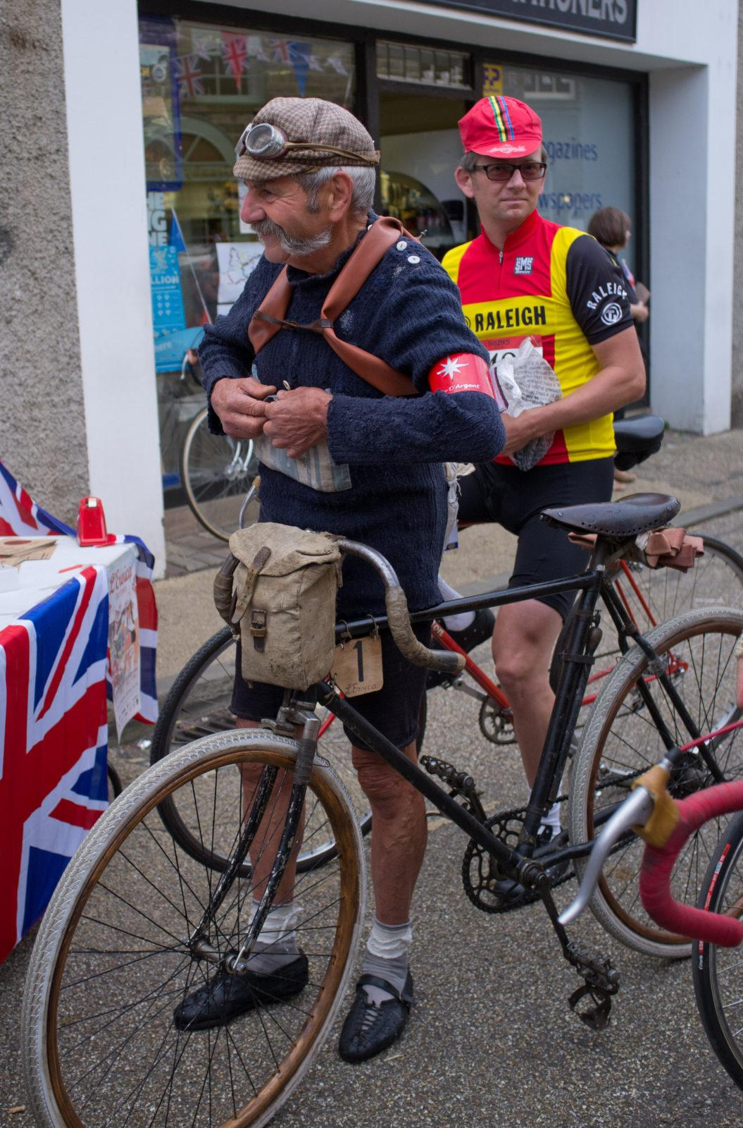 Preparing for Eroica Britannia
