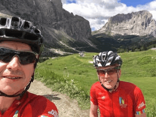 Maratona Dles Dolomites Cycling Feedback from Neil