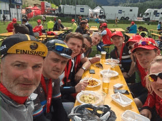 Maratona Dles Dolomites Cycling Feedback from UK Tour Group