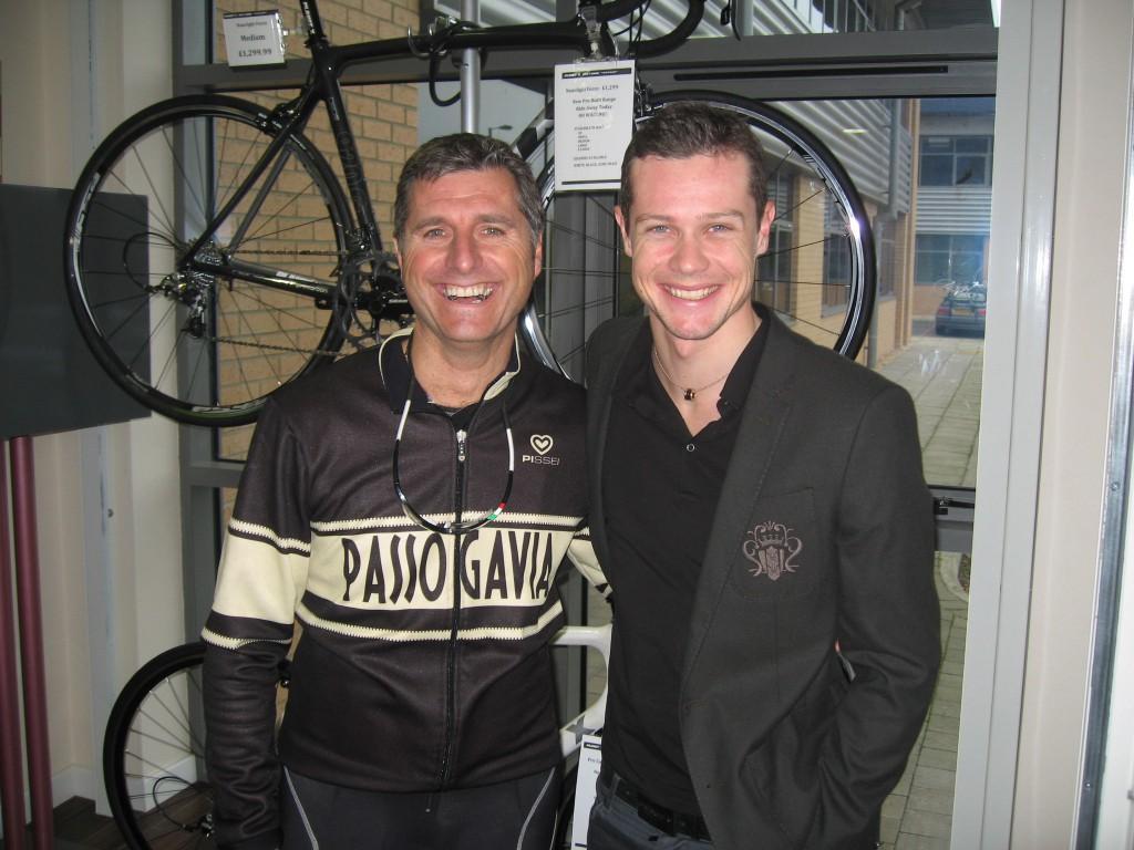 Nicolas Roche - Professional Cyclist