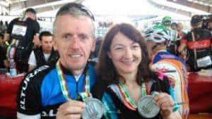Ian & Catherine Waudby