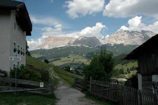 Dolomites Scenery