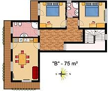 La Villa Apartment Floor Plan 4