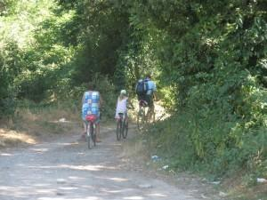 Tuscany Family Cycling