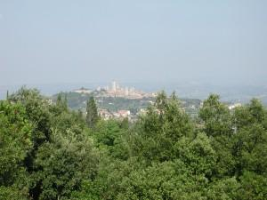 San Gimignano and Chanti