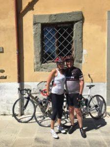 Tuscany Cycling Testimonial